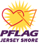 PFLAG Jersey Shore Chapter Logo